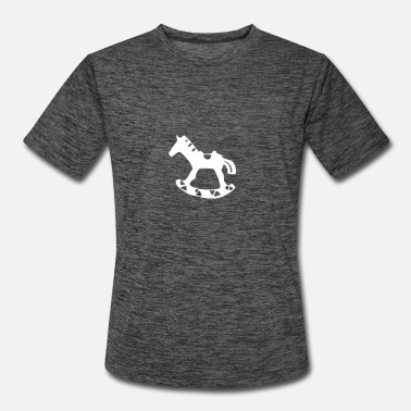 Rocking Horse Rocking horse - Men's Sport T-Shirt