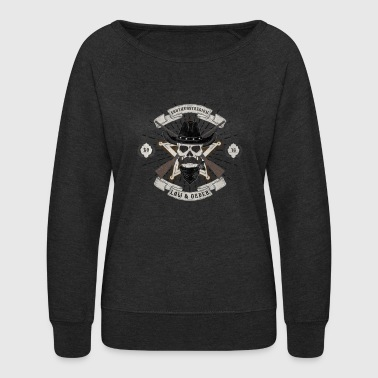 SHERIFF - Women's Crewneck Sweatshirt