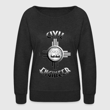 Civil Engineer - Women's Crewneck Sweatshirt