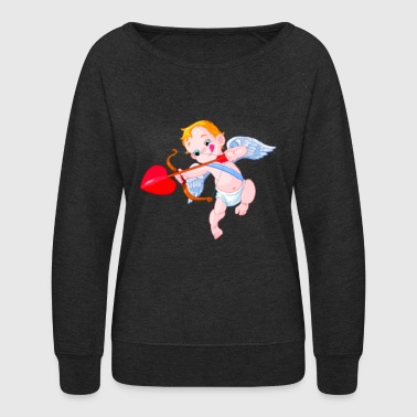 Cupid Cupid - Women's Crewneck Sweatshirt