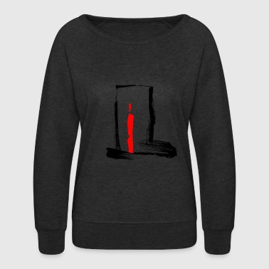 The Gate - Women's Crewneck Sweatshirt