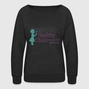Healthy Healthy - Women's Crewneck Sweatshirt