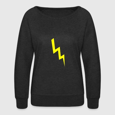 lightning - Women's Crewneck Sweatshirt