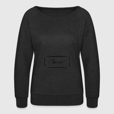 Scott - Women's Crewneck Sweatshirt