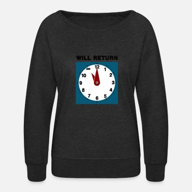 Lunch Break A Long Lunch - Women's Crewneck Sweatshirt