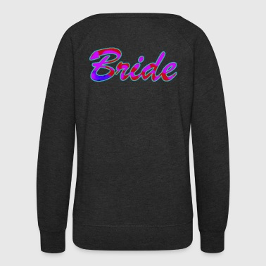 BRIDE NEON - Women's Crewneck Sweatshirt