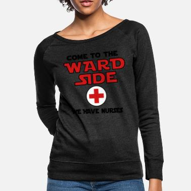Hospitality hospital - Women's Crewneck Sweatshirt