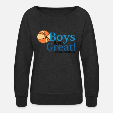Large Every Girls Basketball Team - Women's Crewneck Sweatshirt
