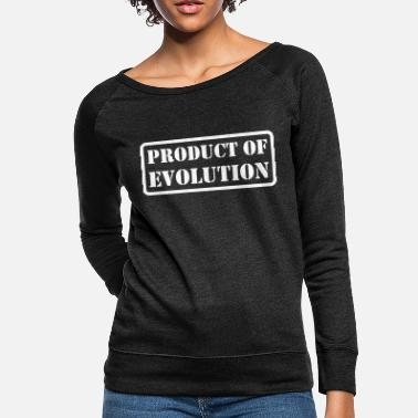 Production Year Product Of Evolution - Women's Crewneck Sweatshirt