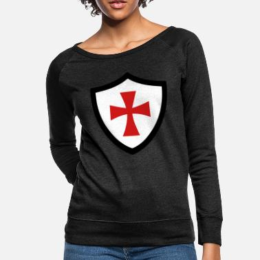 Shield shield - Women's Crewneck Sweatshirt