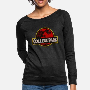 College Park Maryland - Women's Crewneck Sweatshirt