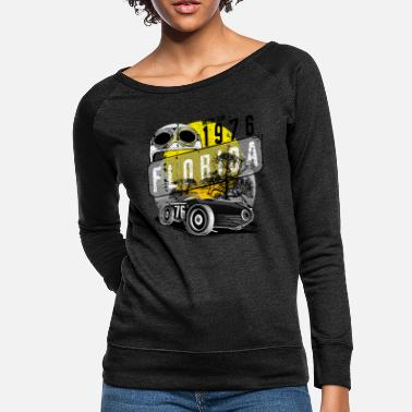 Motor florida motor club - Women's Crewneck Sweatshirt