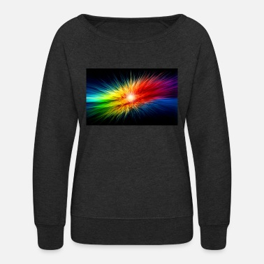 Abstract Abstract - Women's Crewneck Sweatshirt