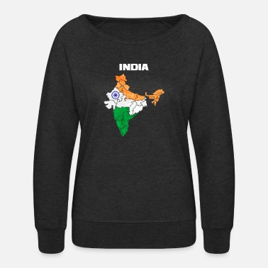 India India - Women's Crewneck Sweatshirt