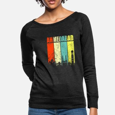 Hyderabad Ahmedabad Hyderabad India - Women's Crewneck Sweatshirt