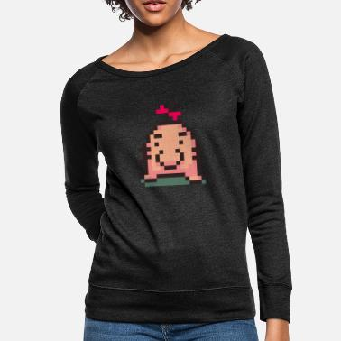 Mr Boing! Mr Saturn! - Women's Crewneck Sweatshirt