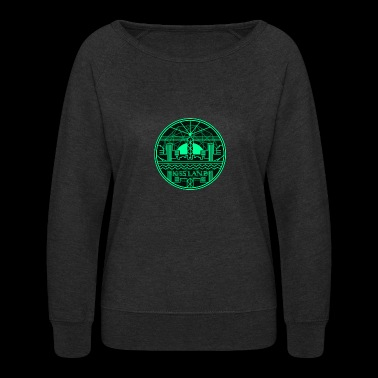 Kiss Land Logo The Weeknd - Women's Crewneck Sweatshirt