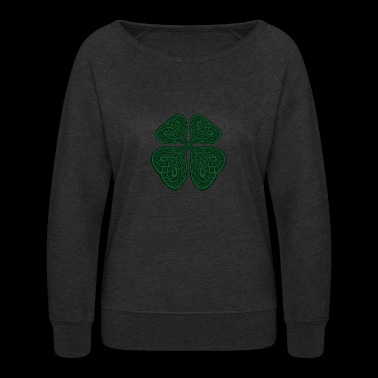 Celtic Luck - Women's Crewneck Sweatshirt