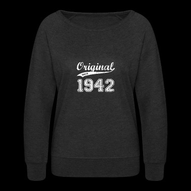 1942 - Women's Crewneck Sweatshirt