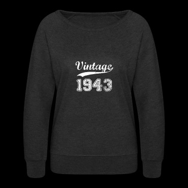 1943 - Women's Crewneck Sweatshirt