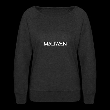 Maliwan logo- Borderlands series - Women's Crewneck Sweatshirt