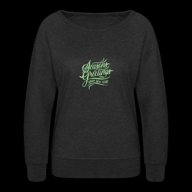 Seasons Greetings - Women's Crewneck Sweatshirt