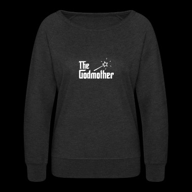 The GodMother - Women's Crewneck Sweatshirt