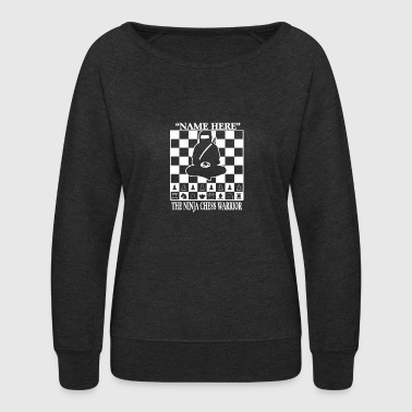 Chess - Women's Crewneck Sweatshirt