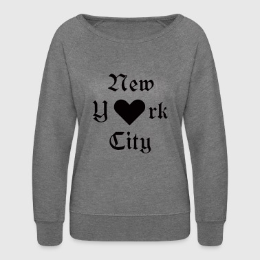USA,american,new york , new york city,American,fun - Women's Crewneck Sweatshirt