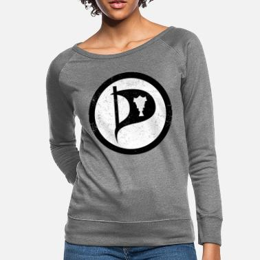 Pirate Party Iceland Pirate Party - Women's Crewneck Sweatshirt