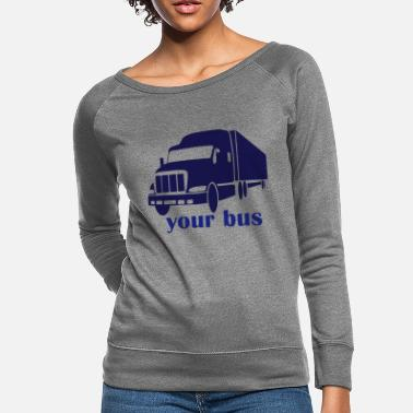 Buss It Buss - Women's Crewneck Sweatshirt