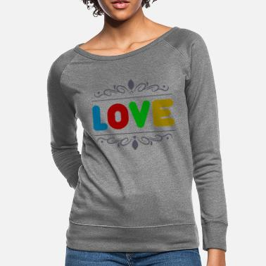 Love Prestige - Women's Crewneck Sweatshirt