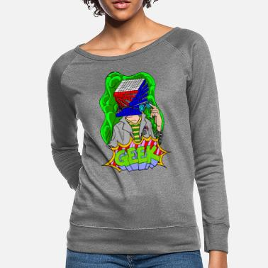 Geek Culture Soader - Women's Crewneck Sweatshirt