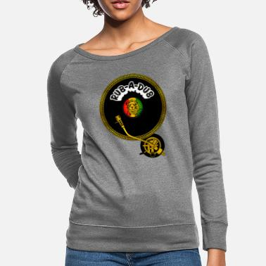 Streetwear in the groove - Women's Crewneck Sweatshirt