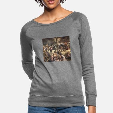 The Crucifiction wallpaper 9455038 - Women's Crewneck Sweatshirt