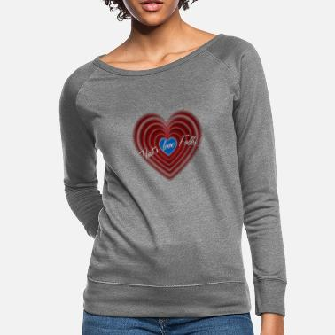 Folke Folks - Folks - that love Folks! - Women's Crewneck Sweatshirt