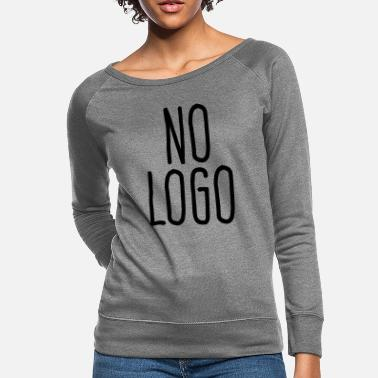 Logo no logo - Women's Crewneck Sweatshirt