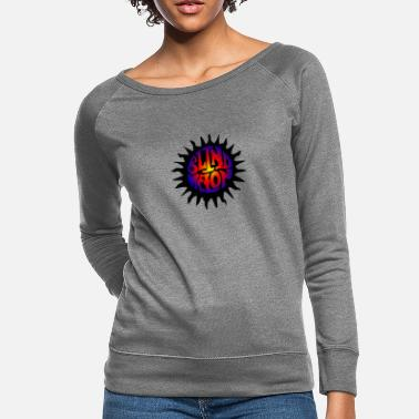 Melon Blind Melon - Women's Crewneck Sweatshirt