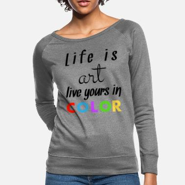 Color Color - Women's Crewneck Sweatshirt