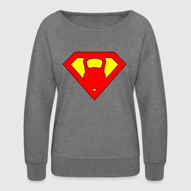 Super Bell - Women's Crewneck Sweatshirt
