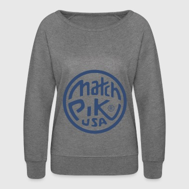Match Pik USA - Women's Crewneck Sweatshirt