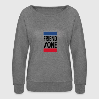 Friend zone - Women's Crewneck Sweatshirt