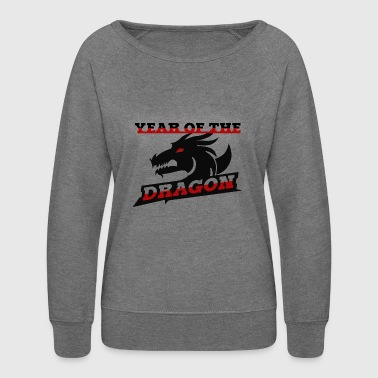 Year of the Dragon Chinese zodiac sign - Women's Crewneck Sweatshirt