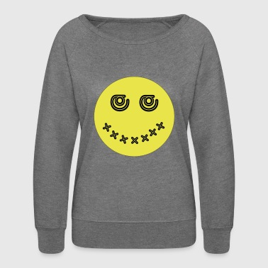 stich mouth - Women's Crewneck Sweatshirt