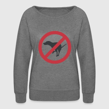 Not A Dog - Women's Crewneck Sweatshirt