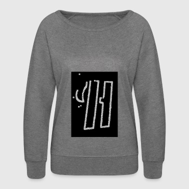 Happy H - Women's Crewneck Sweatshirt