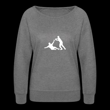 Baseball Players - Women's Crewneck Sweatshirt