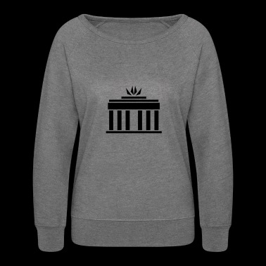 Brandenburg Gate - Women's Crewneck Sweatshirt