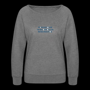 Medication - Women's Crewneck Sweatshirt