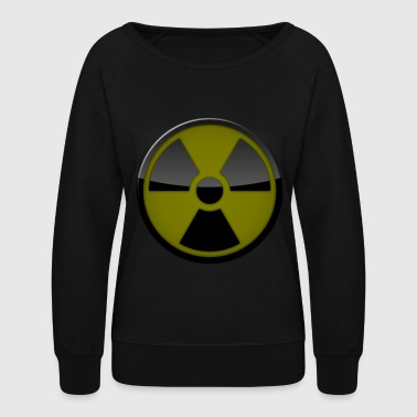 Radioactivity Radioactive - Women's Crewneck Sweatshirt